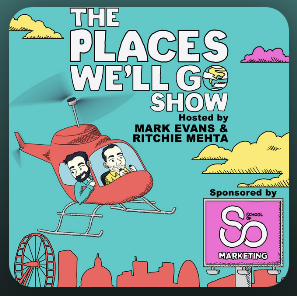 The Places We'll Go Show logo