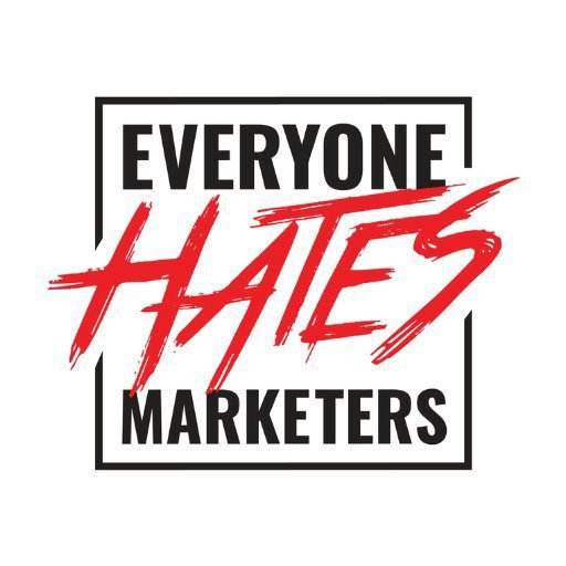 Everyone Hates Marketers podcast logo