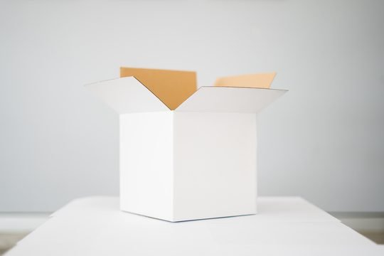 Image of a product box