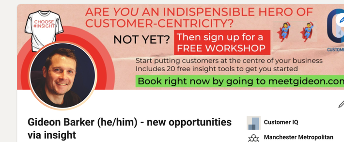 A selection of blog posts from Customer IQ